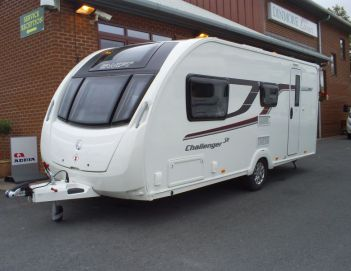 SOLD Swift Challenger 530 (2015)