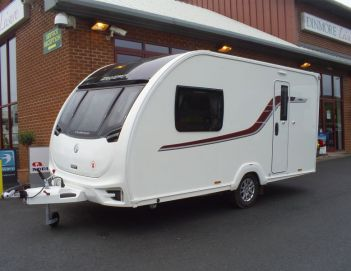 SOLD Swift Challenger 480 Alde (2016)