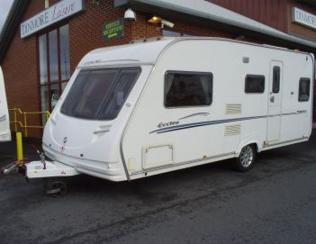 SOLD Sterling Eccles Sapphire (2007)