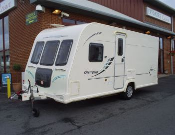 SOLD Bailey Olympus 464 (2011)