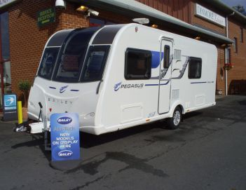SOLD Bailey Pegasus Rimini (2016)