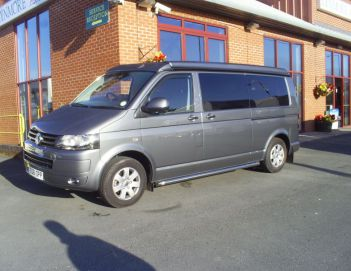SOLD VW Transporter Conversion (61 plate)