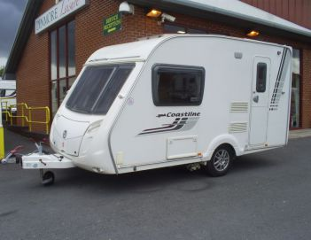 SOLD Swift Coastline 400/2 (2009)