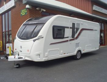 SOLD Swift Conqueror 580 (2016)