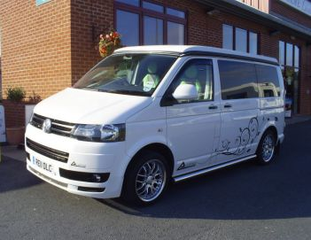 SOLD VW Transporter Conversion (2011)