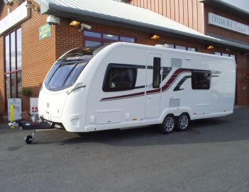 SOLD Swift Elegance 630 (2016)