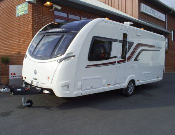 SOLD Swift Elegance 580 (2016)