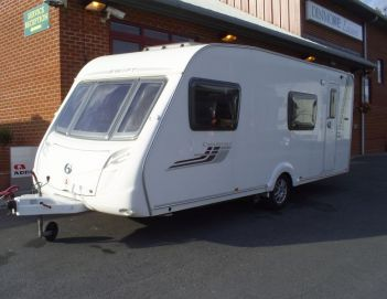 SOLD Swift Charisma 570 (2009)