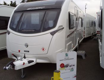 SOLD Swift Conqueror 560 (2016)