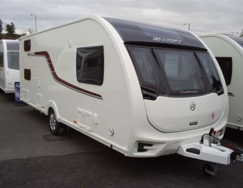 SOLD Swift Challenger 590 Alde (2016)