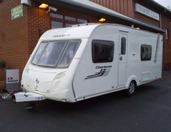 SOLD Swift Charisma 550 (2011)