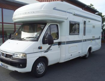 SOLD Autotrail Mohican (2006)