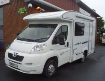 SOLD Compass Avantguard 115 (2009)