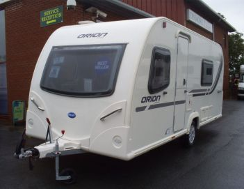 SOLD Bailey Orion 430-4 (2013)