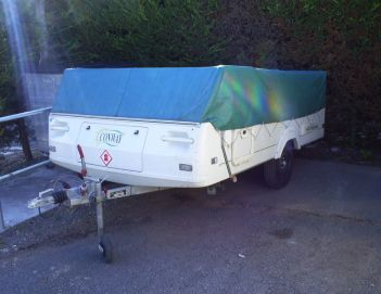 SOLD Conway Countryman Folding Camper (2006)