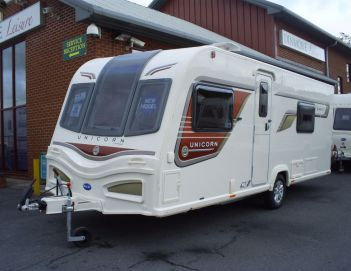 SOLD Bailey Unicorn 2 Cadiz (2013)