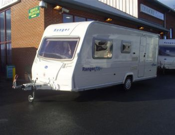 SOLD Bailey Ranger 500/5 (2006)