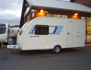 SOLD Sprite Alpine 2 (2012)