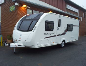 SOLD Swift Challenger 570 SE (2013)