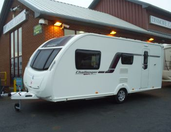 SOLD Swift Challenger Sport 524 SR (2013)