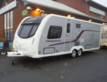 Swift Conqueror 645 (2013)