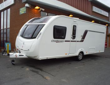 SOLD Swift Challenger Sport 584SR (2013)