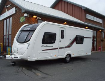 SOLD Swift Challenger 570 SR (2012)