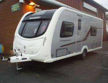 SOLD Swift Conqueror 570 SR (2013)