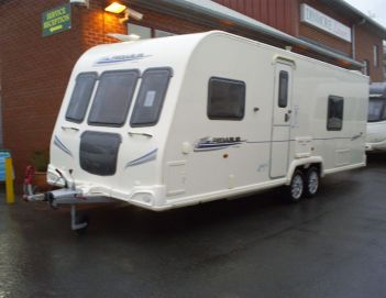 SOLD Bailey Pegasus 624 (2010)