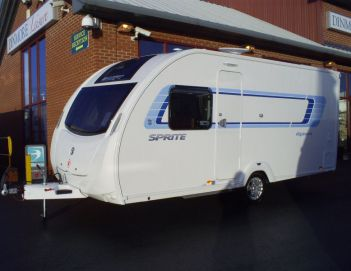 SOLD Sprite Alpine 4 (2012)