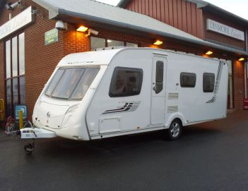 SOLD Swift Challenger 580 (2010)