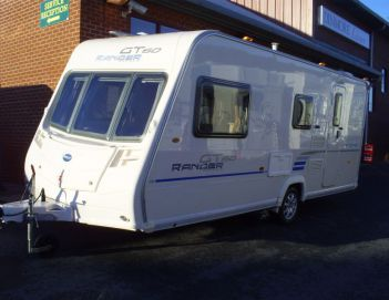 SOLD Bailey Ranger GT60 510/4 (2010)
