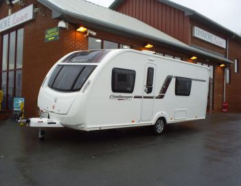 SOLD Swift Challenger Sport 564 (2013)