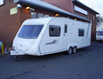 SOLD Swift Charisma 620 (2009)