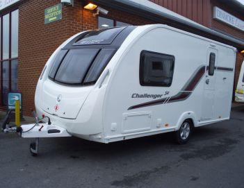 SOLD Swift Challenger 480 SE (2013)