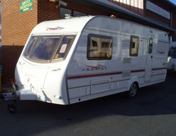 SOLD Coachman Amara 520-4 VS (2005)