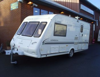 SOLD Compass Omega 482 (2003)