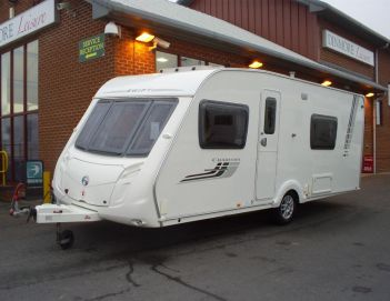 SOLD Swift Charisma 550 (2010)