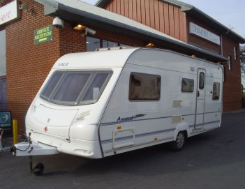 SOLD Ace Award Nightstar (2006)