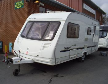 SOLD Sterling Europa 525 (2006)