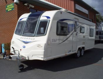 SOLD Bailey Pegasus GT65 Turin (2013)