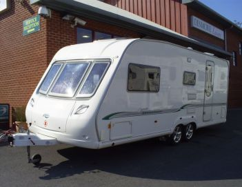 SOLD Bessacarr Cameo 550 GL (2007)