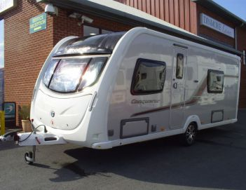 Swift Conqueror 570 (2012)