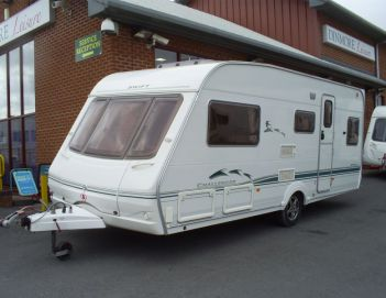 SOLD Swift Challenger 490 (2004)