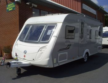 SOLD Swift Conqueror 540 (2008)