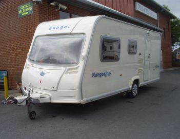 SOLD Bailey Ranger 500/5 (2007)