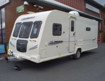 SOLD Bailey Pegasus 554 (2010)