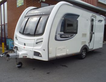 SOLD Coachman Pastiche 460/2 (2012)