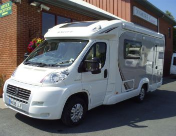 SOLD Swift Bolero 630EK (2008)