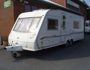 SOLD Bessacarr Cameo 625 GL (2004)